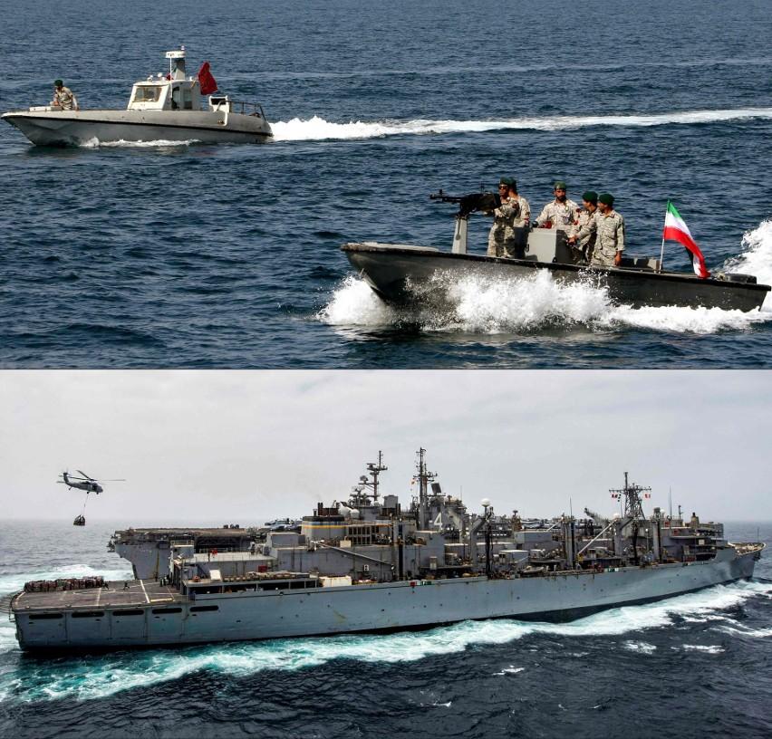 Tajemnicza wyprawa irańskich okrętów wojennych. Czy szmuglują do Wenezueli łodzie bojowe?