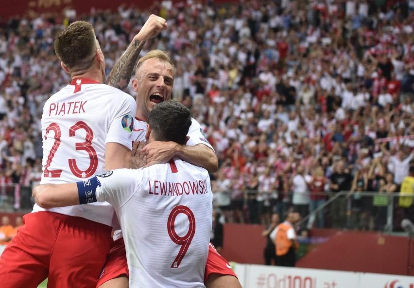Najlepsi strzelcy eliminacji do Euro. Gdzie po hat-tricku awansował Lewy?