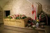 Sarkofag z Wawelu na Żoliborzu w Warszawie