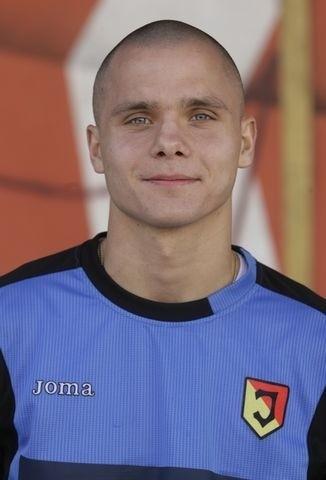 Rafał Gikiewicz od meczu z Arką będzie pierwszym golkiperem Jagi.