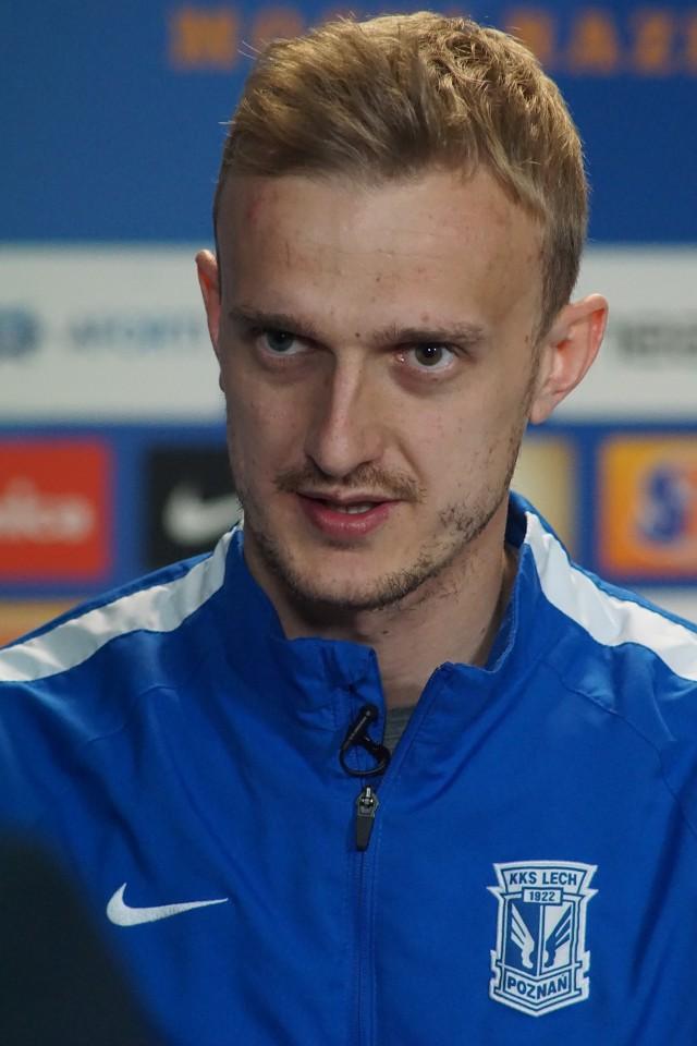 Jasmin Burić w niedzielę zachował czyste konto. Czy zagra w czwartek w Lidze Europy?