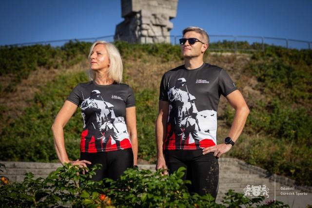 Koszulki wykonane z okazji 58 Biegu Westerplatte