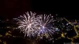 SULĘCIN Tak Sulęcin witał Nowy Rok. Były fajerwerki, koncert i życzenia od serca. Zobaczcie, jak było! [ZDJĘCIA]