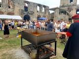 Wielkie gotowanie na zamku Krzyżtopór w Ujeździe (ZDJĘCIA)