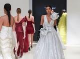 Kielecka projektantka Justyna Petelicka i jej fantazyjna kolekcja odniosły sukces na Arab Fashion Week w Dubaju. Zobaczcie zdjęcia i film