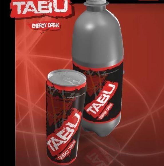Jedną z marek własnych Kolportera, która podbiła rynek jest napój energetyczny TABU, fot. Kolporter