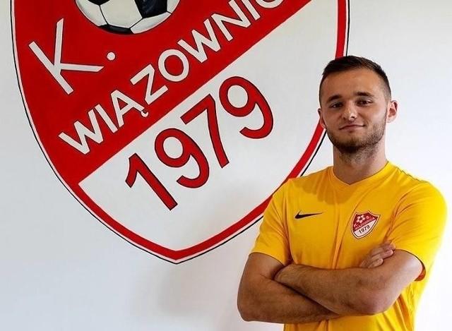 Arkadiusz Słysz pojawił się w Wiązownicy przed sezonem 2019/2020