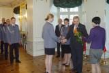 Prezydent Truskolaski nagrodził policjantów (zdjęcia)