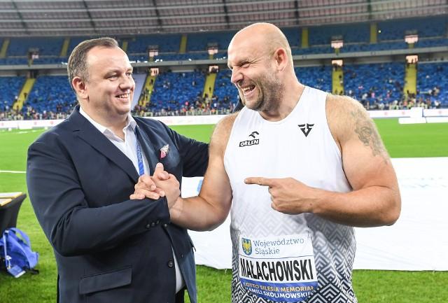 Piotr Małachowski podczas LOTTO Silesia Memoriału Kamili Skolimowskiej zakończył swoją piękną karierę sportową