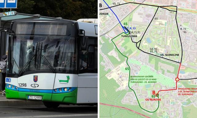 Będzie wielka rewolucja w komunikacji miejskiej w Szczecinie