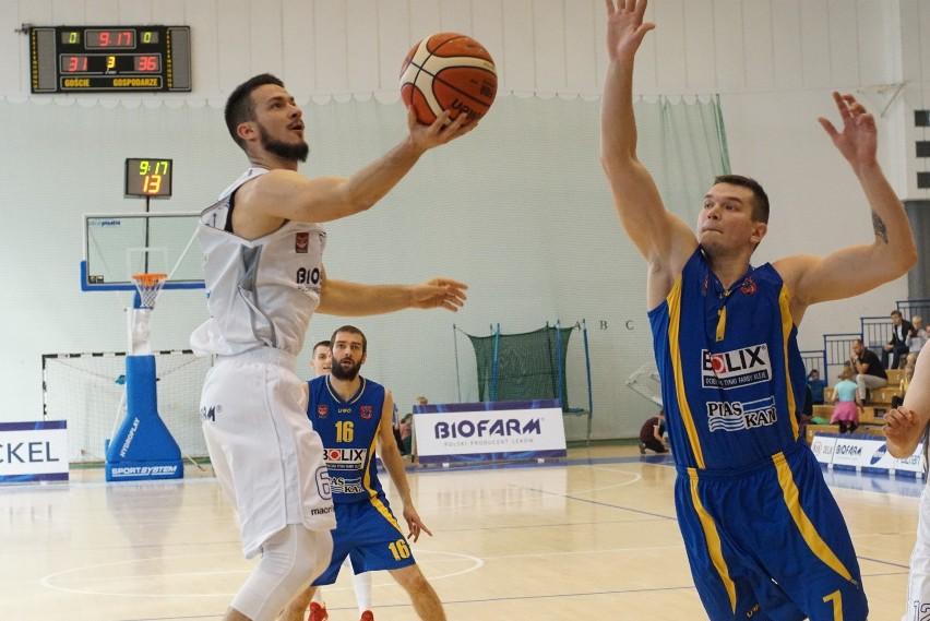 Biofarm Basket Poznań – SKK Siedlce 86:72