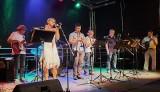 Koncert Slavia Dixieland Band zakończył Jarmark Dominikański w Tarnobrzegu