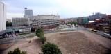 Katowice. Kolejne opóźnienie na budowie kompleksu Nova Silesia. Dziura po Hotelu Silesia ciągle jest niezabudowana