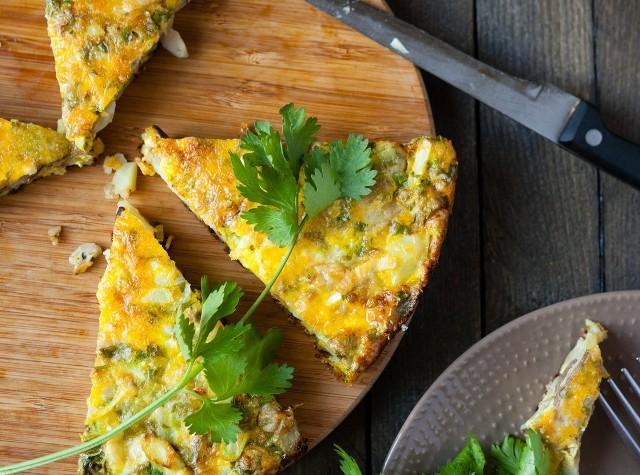 Frittata to włoski odpowiednik omletu. Zobaczcie przepis!