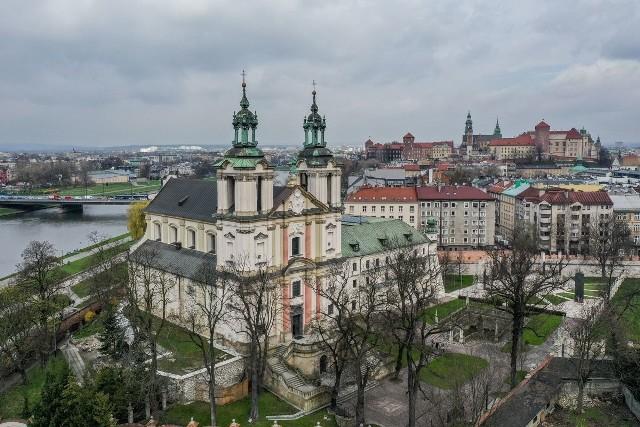 Klasztor i kościół na Skałce staną się elementami nowo tworzonego szlaku paulińskiego