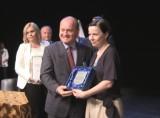 Agata Kulesza i Bartłomiej Nizioł zostali Ambasadorami Szczecina [wideo]