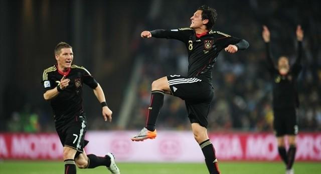 Niemcy pokonały Ghanę 1:0