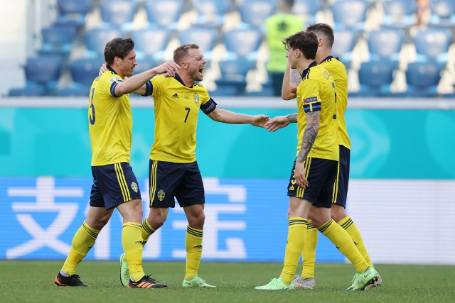 Szwecja - Słowacja 1:0 (0:0)