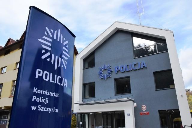 Zakończyła się budowa komisariatu policji w Szczyrku