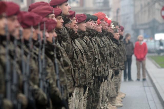 Kurs angielskiego dla żołnierzy trwa od września