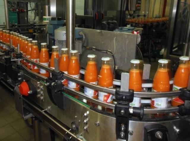 Firma jest na rynku od 1993 roku. Na początku były tylko soki jednodniowe marchewkowe, później doszły inne produkty