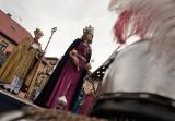 Dzień Królowej Jadwigi, patronki Inowrocławia. Inscenizacja koronacji na Rynku