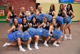 Cheerleaderki na meczu KSK Noteć Inowrocław [zdjęcia]
