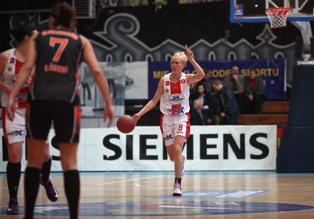 Katarzyna Kenig zdobyła dla ŁKS 19 punktów.