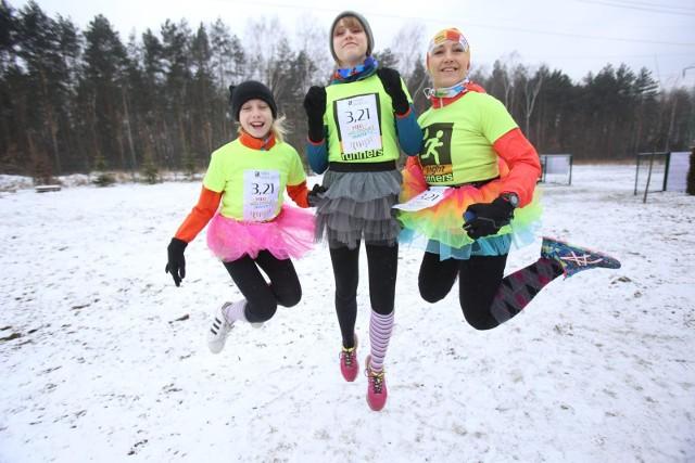 Bieg Kolorowej Skarpety z okazji światowego Dnia Zespołu Downa