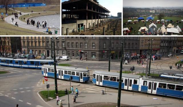 Kraków sprzed lat. Takie widoki już nie wrócą