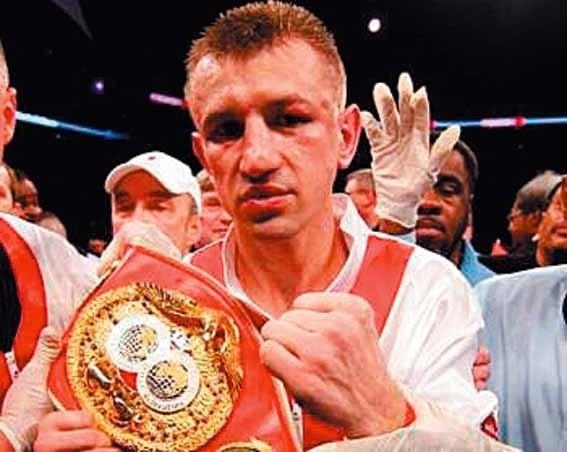 Tomasza Adamka czeka w sobotę ciężki bój