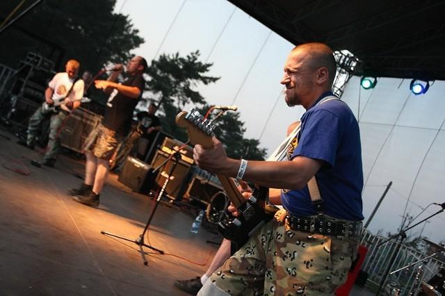 Dzisiaj drugi dzień Festiwalu Warhead 2012.