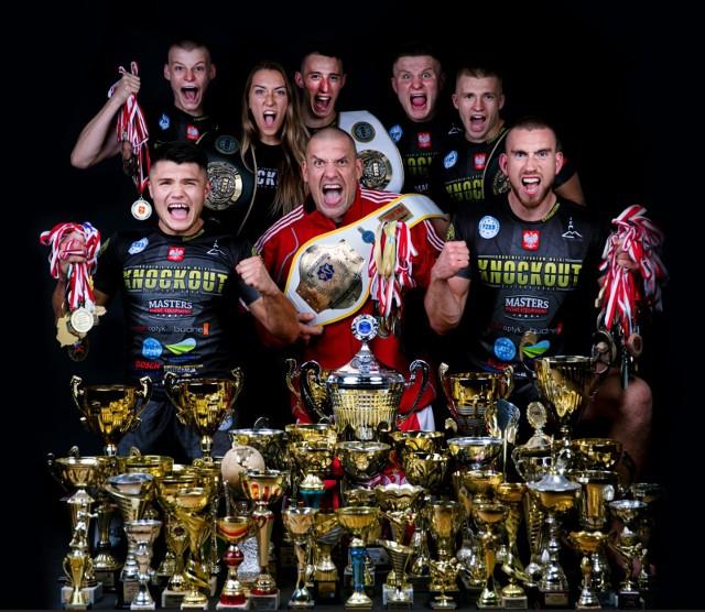 Kickboxerzy ASW Knockout Zielona Góra szykują się do najważniejszych walk sezonu.