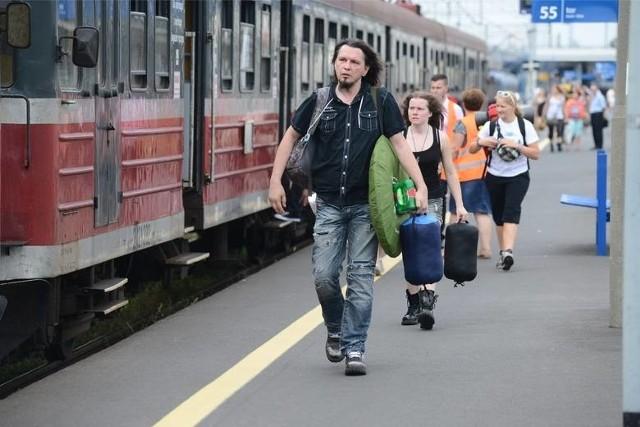 Ze specjalnych połączeń Przewozów Regionalnych korzystało 60-80 tys. pasażerów.
