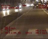 184 km/h w terenie zabudowanym w Rzeszowie! 20-latek zostanie ukarany przez sąd