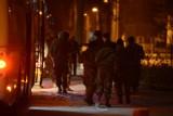 Wypadek amerykańskich żołnierzy na trasie do Żagania. Kilka osób rannych