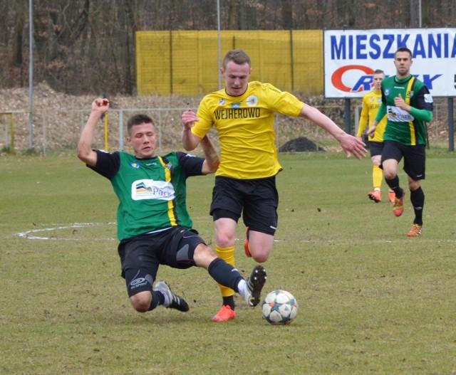 Gryf Wejherowo walczy o utrzymanie w II lidze