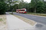 Gdańsk. Przebudowano ulicę Nowotną na Stogach. Łatwiejszy dojazd na plażę!