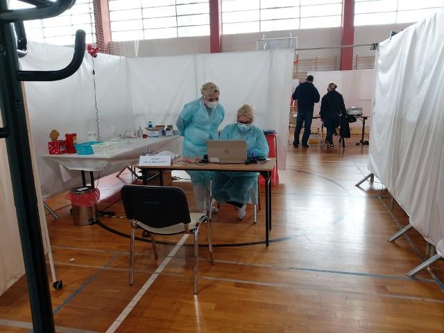 W Golubiu-Dobrzyniu w środę 5 maja rozpoczął działalność Punkt Szczepień Powszechnych