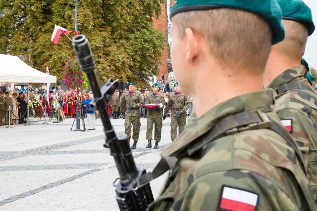 Obchody Święta Wojska Polskiego 15 sierpnia. Uroczystości w regionie.