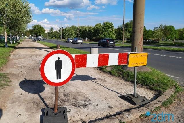Droga rowerowa ułatwi dojazd m.in. na giełdę kwiatową oraz pływalnię i hale sportowe POSiR
