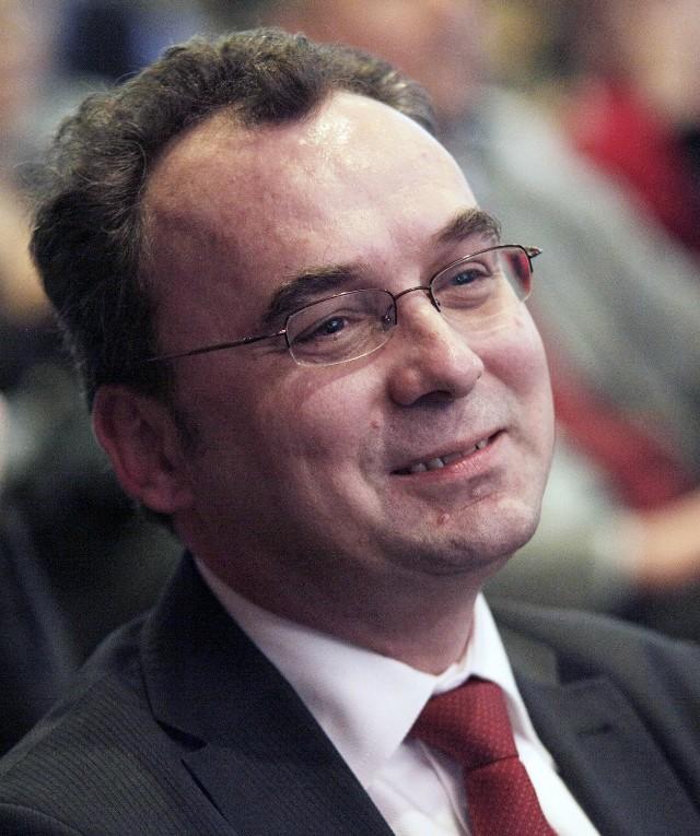 Europoseł Filip Kaczmarek
