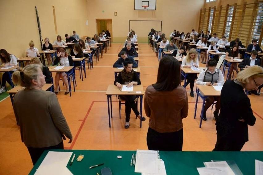 Egzamin gimnazjalny 2014. Dzisiaj matematyka i przyroda