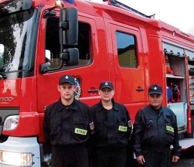 Sebastian Bębenek, Nikoletta Chytkowska, Krzysztof Lelek FOT. EWA TYRPA