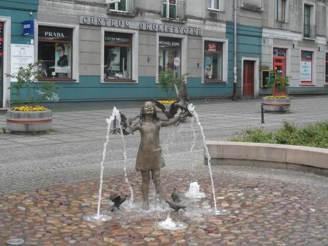 Częstochowskie fontanny