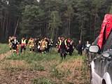 """""""Zaraz umrę pod amboną"""". Grupa Szukamy i Ratujemy ruszyła na pomoc 80-latkowi, który zasłabł na grzybach w lesie pod Kaliszem"""