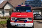 Nowy wóz bojowy strażaków z Osielska nie wyjechał jeszcze na akcję