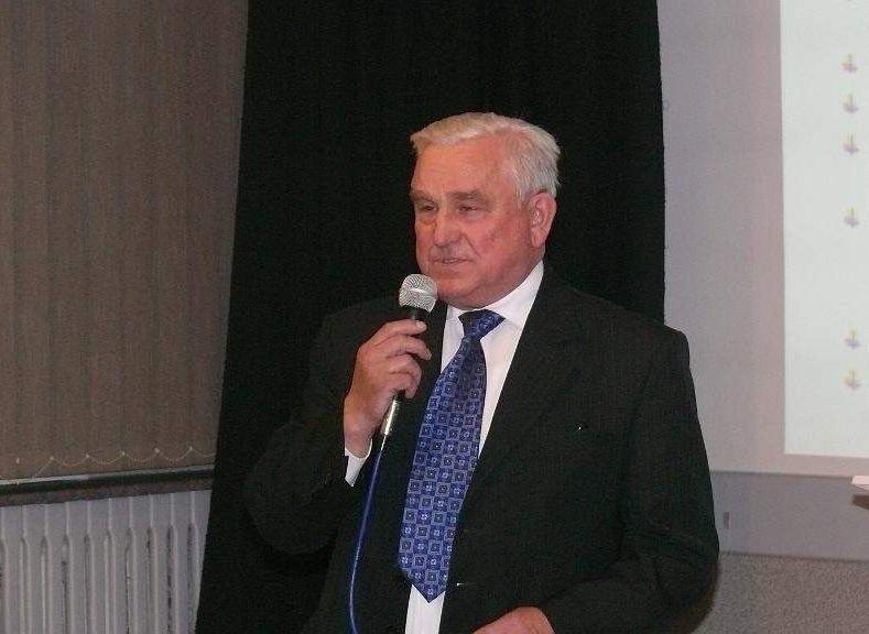 Zdzisław Jabłoński, zastępca burmistrza Łap