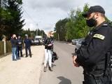 Zabrodzie. Ulica Sikorskiego. Mieszkańcy protestują przeciw sposobowi, w jaki jest realizowana inwestycja budowy drogi. Wracamy do tematu