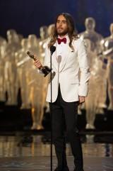 Oscary 2014: Jared Leto dostał Oscara. Wspomniał Ukrainę [ZDJĘCIA + WIDEO]